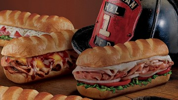 FIREHOUSE SUBS OPENS IN OAKVILLE