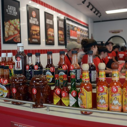 FIREHOUSE SUBS LOOKING TO EXTINGUISH THE HUNGER