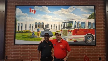 FIREHOUSE SUBS OPENING IN EAST GWILLIMBURY