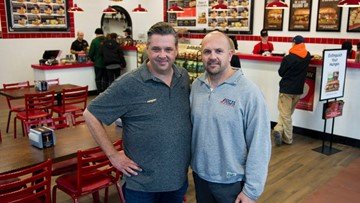 FIREHOUSE SUBS OPENS IN PETERBOROUGH