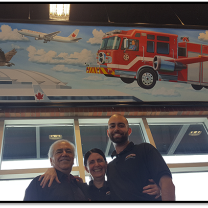 FIRST FIREHOUSE SUBS IN MISSISSAUGA OPENS
